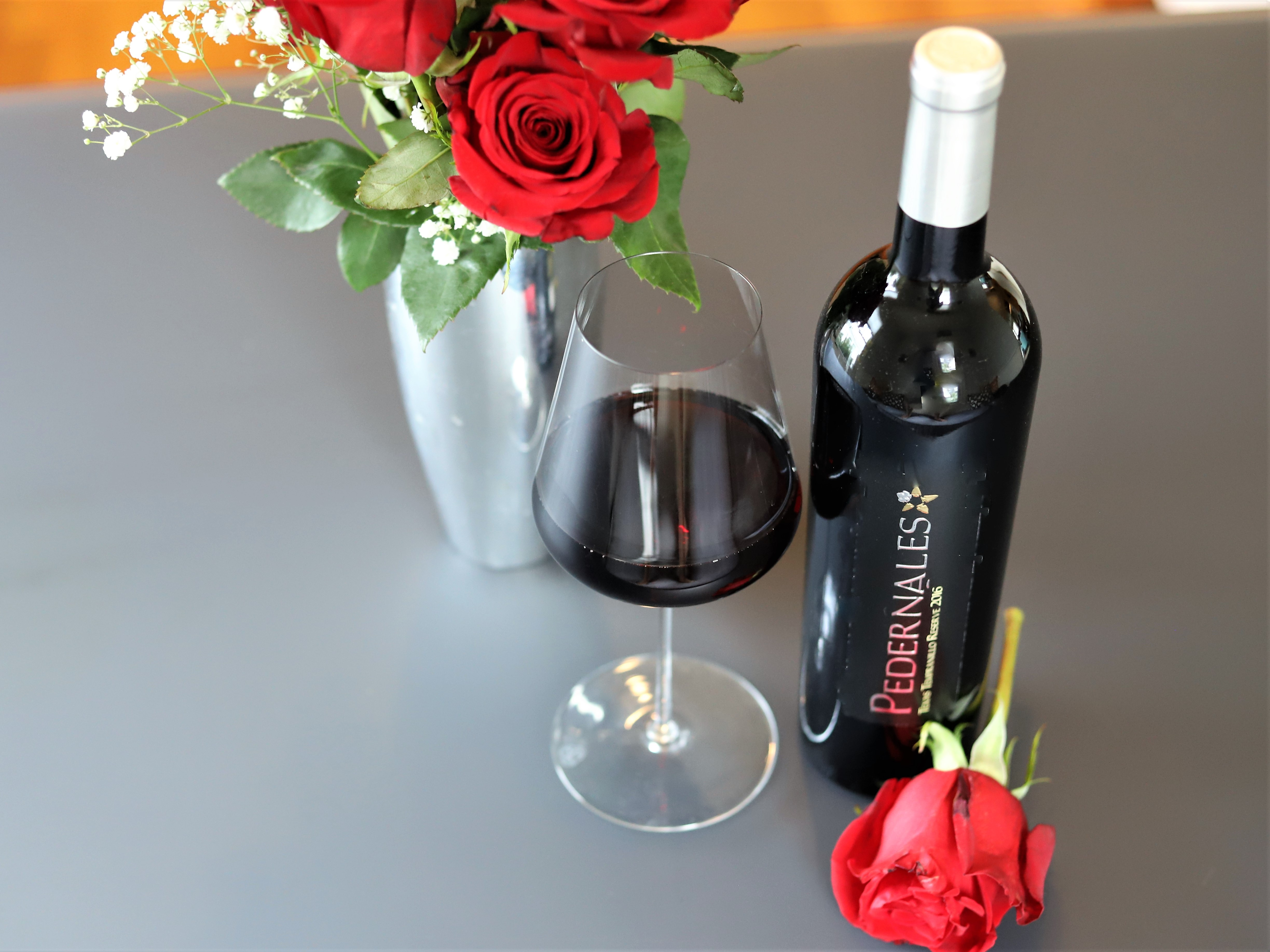 Tempranillo for Valentine's Day